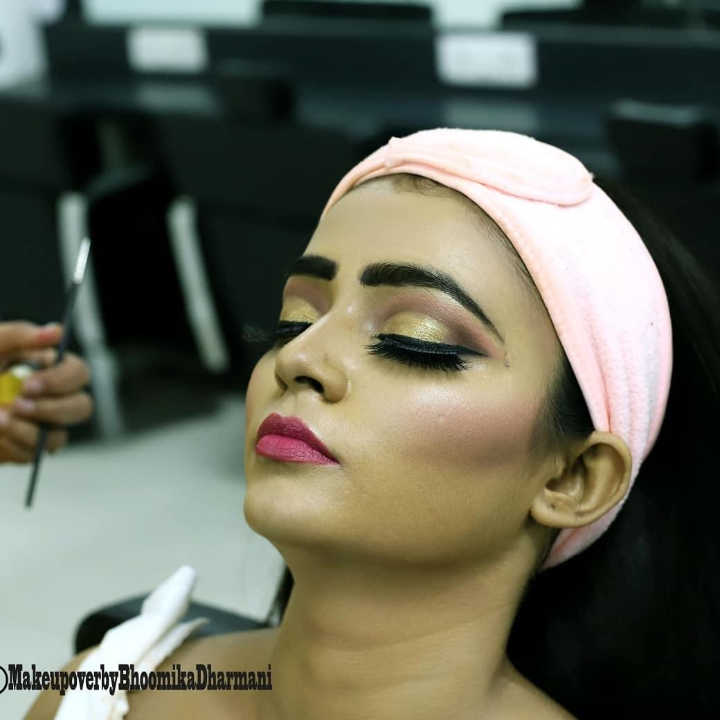 MakeoversByBhoomikaDharmani-Impeccable Artistry - Portfolio