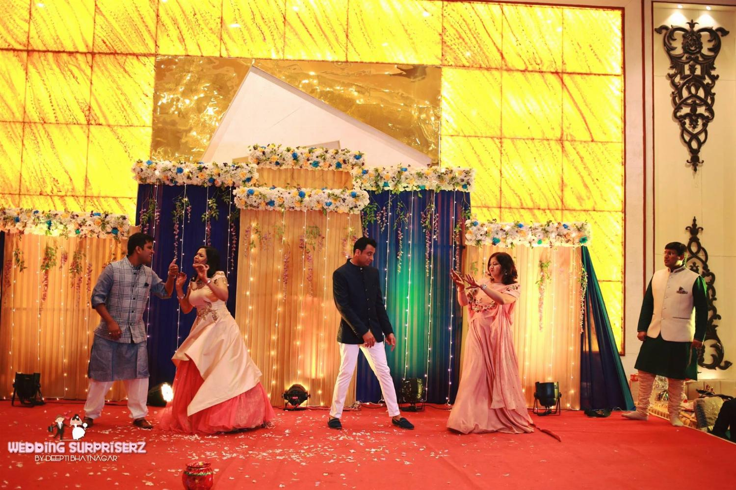 Portfolio - Wedding Surpriserz by Deepti Bhatnagar