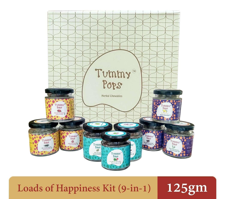 Portfolio - Tummy Pops