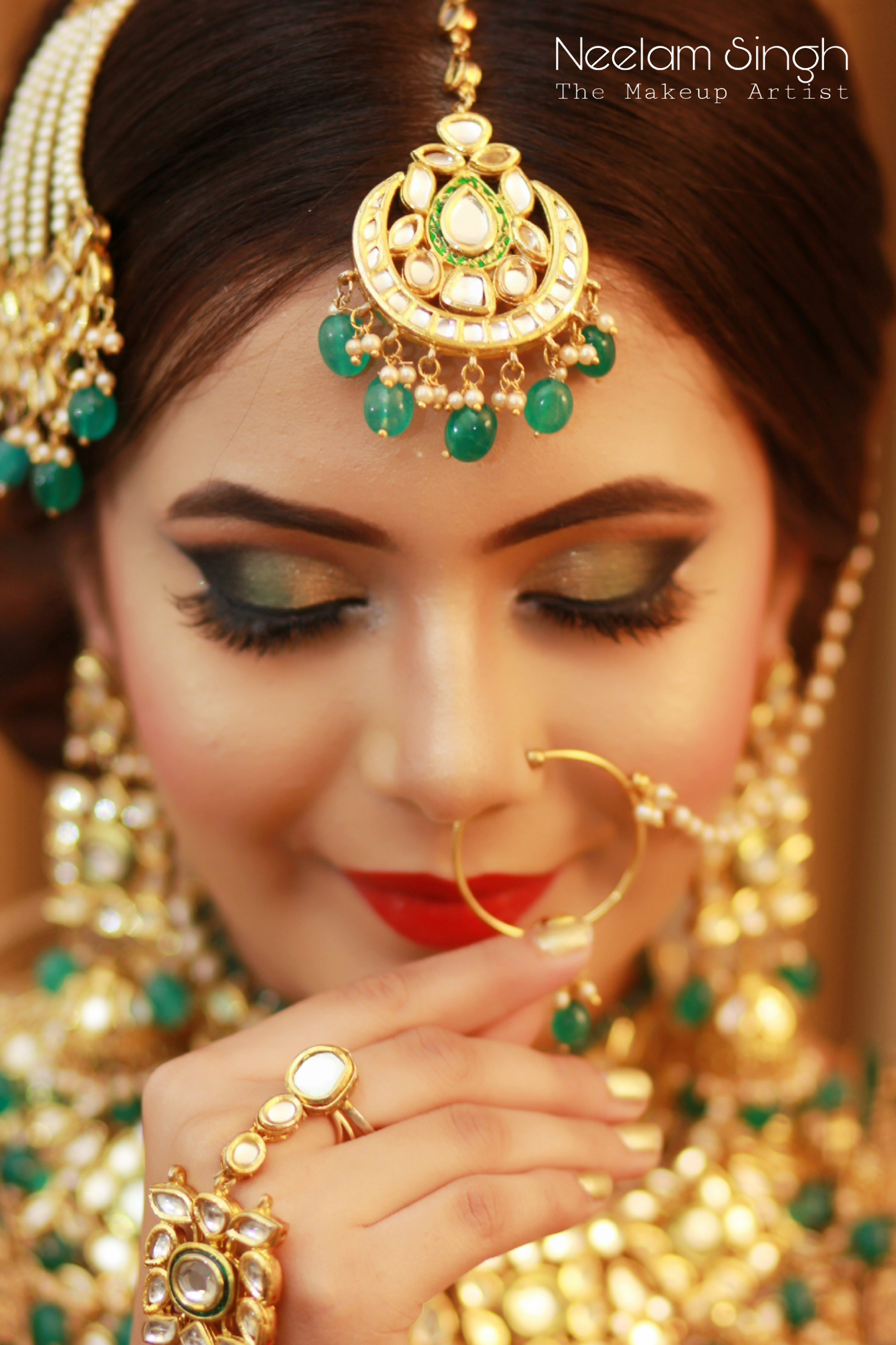 Portfolio - Neelam Singh-The Makeup Artist