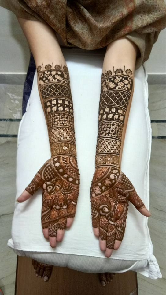 Portfolio - Shalini Mehendi Artist and Academy