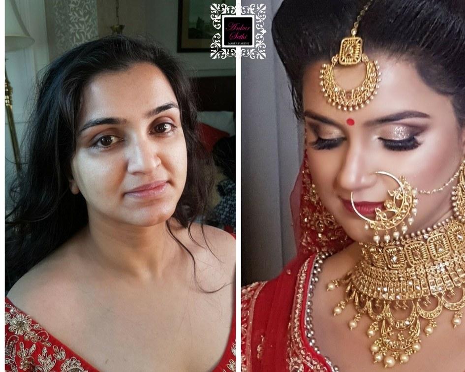 Portfolio - makeup by ankur sethi
