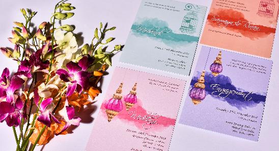 Portfolio - Srishti Khurana Invitations