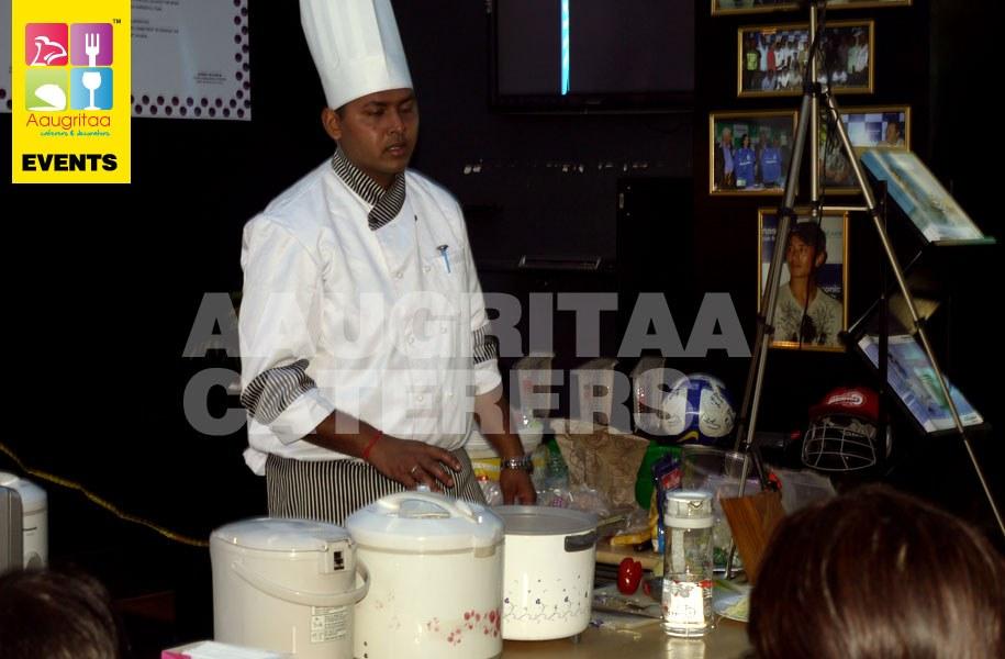 Aaugritaa Caterers - Portfolio