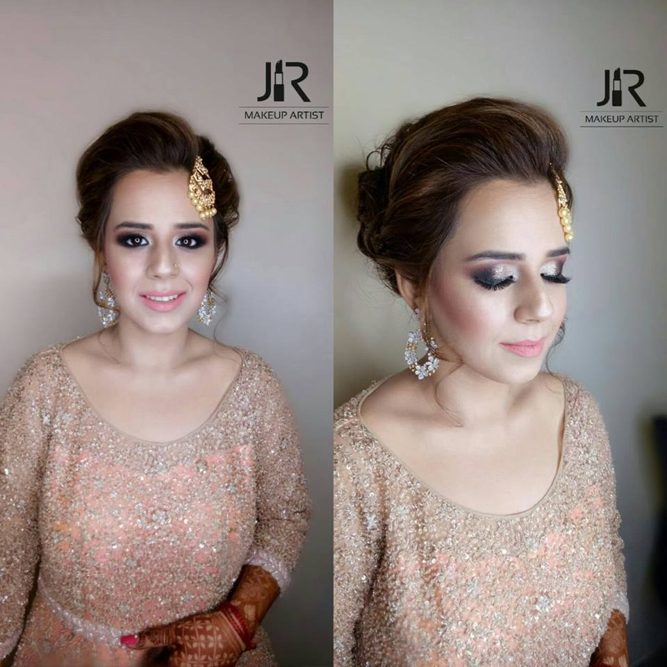 Portfolio - Jitin Rathore Makeup Studio & Academy