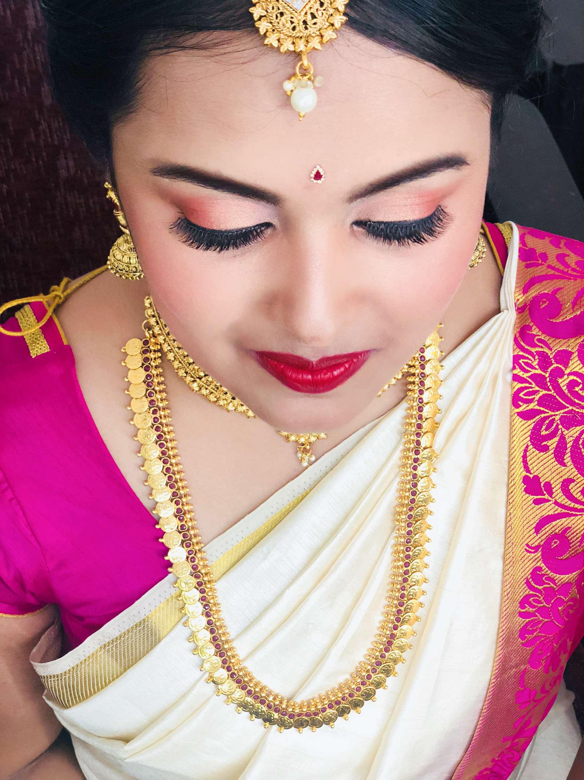 Portfolio - Makeup by  Shamiksha Nanjegowda