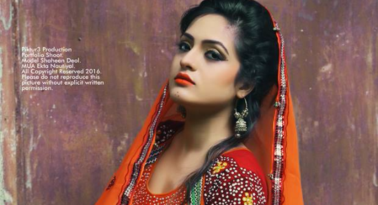 Portfolio -  Makeup and Styling - Ekta Nautiyal