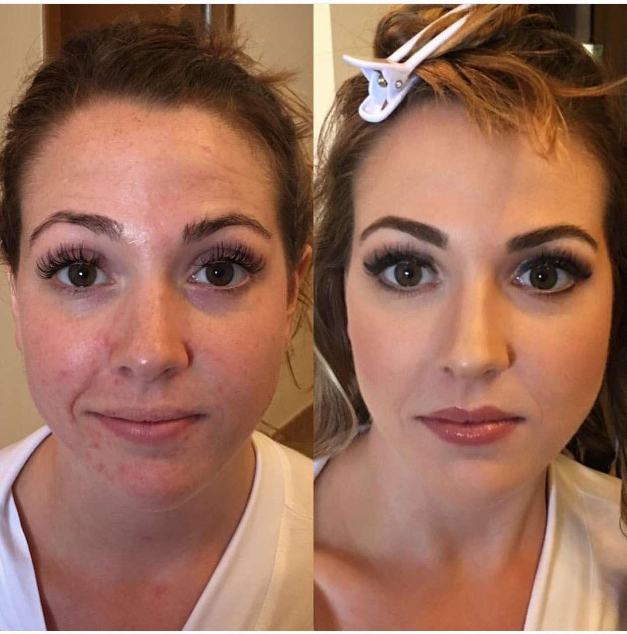 Portfolio - Makeup artist