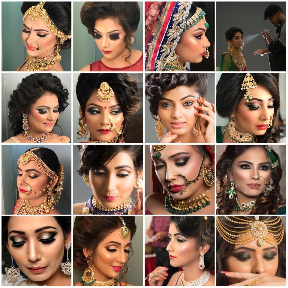Portfolio - Nayna savla's bridal studio and Academy