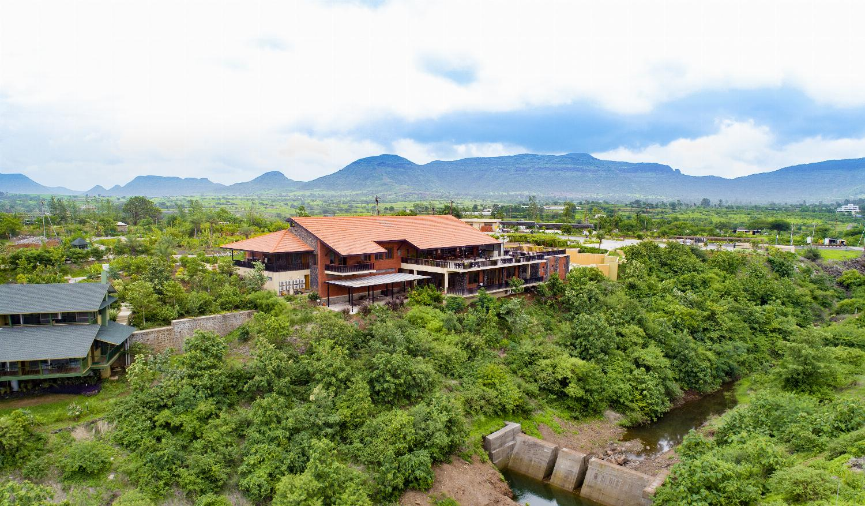 Grape County Eco Resort - Portfolio