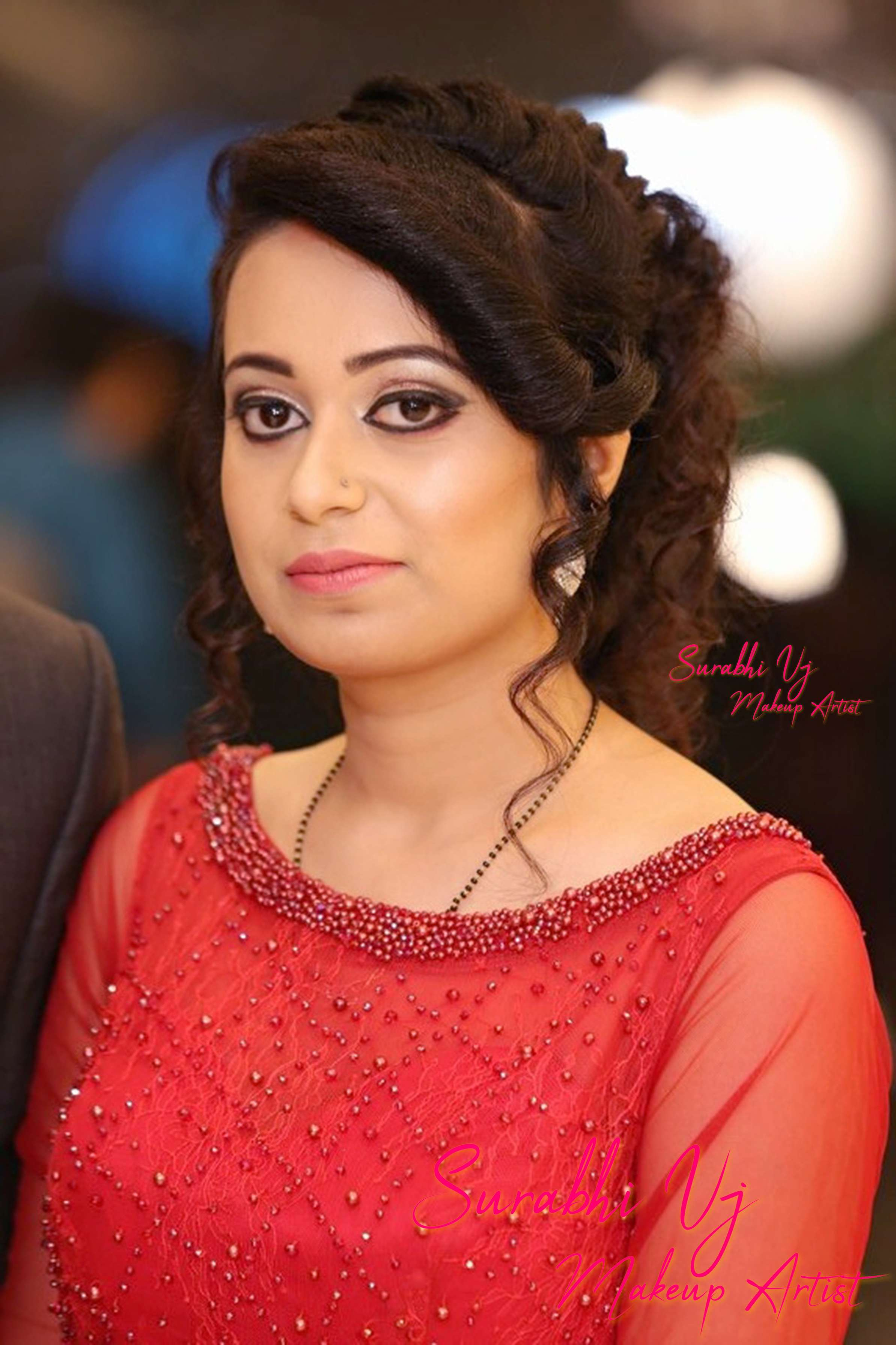 Portfolio - Surabhi Vj - Makeup Artist