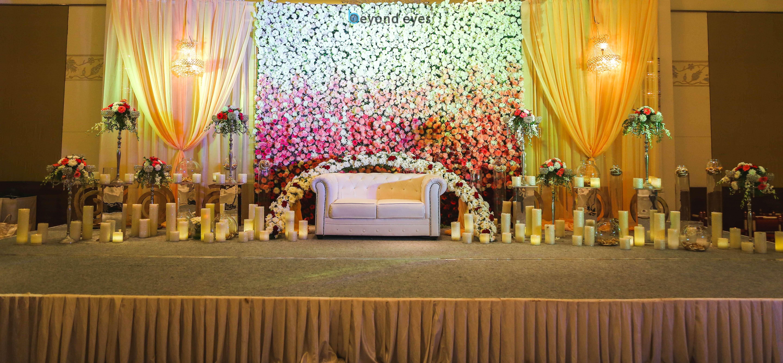 Elegant Stage Decor Shaadiwish