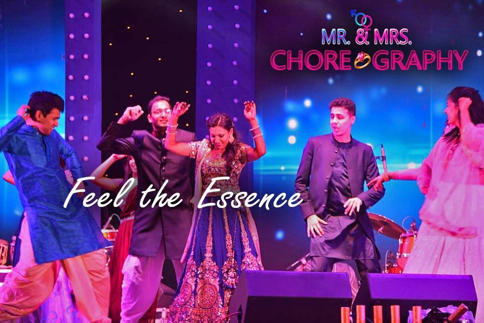 Portfolio - Mr. & Mrs. Choreography