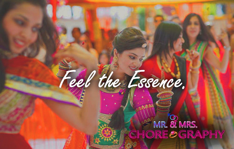 Mr. & Mrs. Choreography - Portfolio