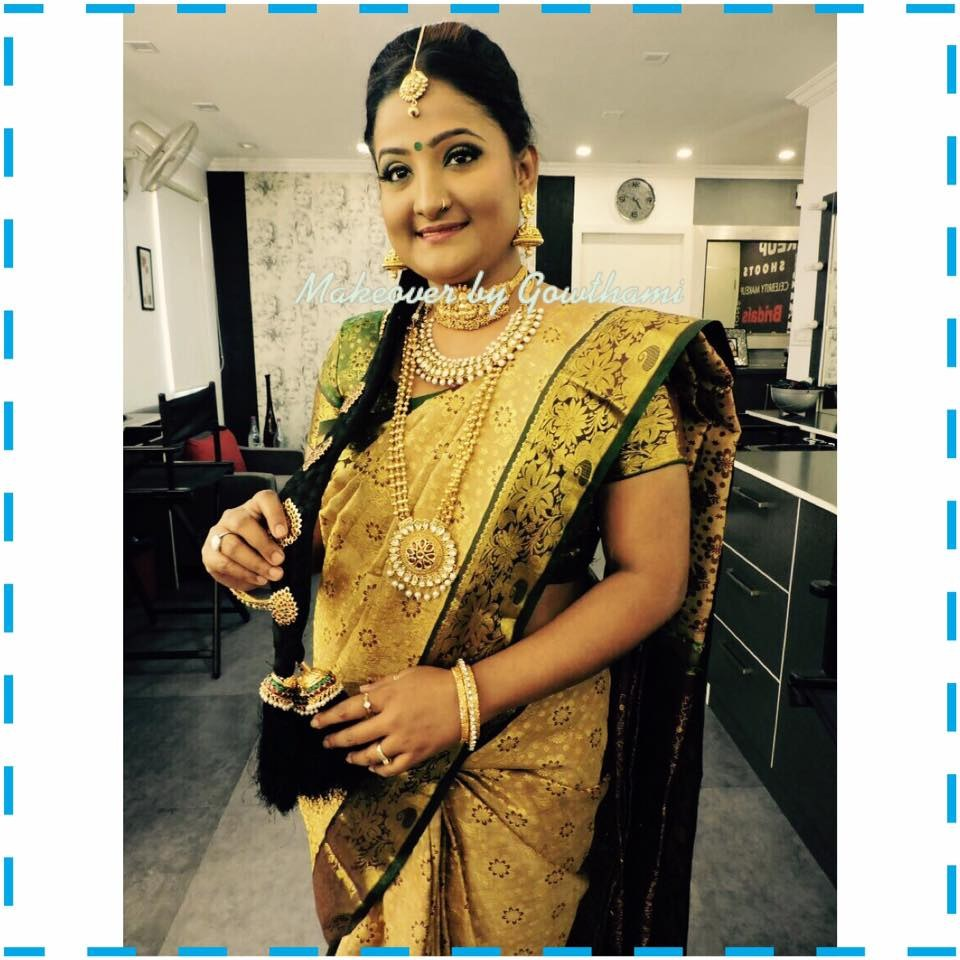 Portfolio - Makeover by Gowthami