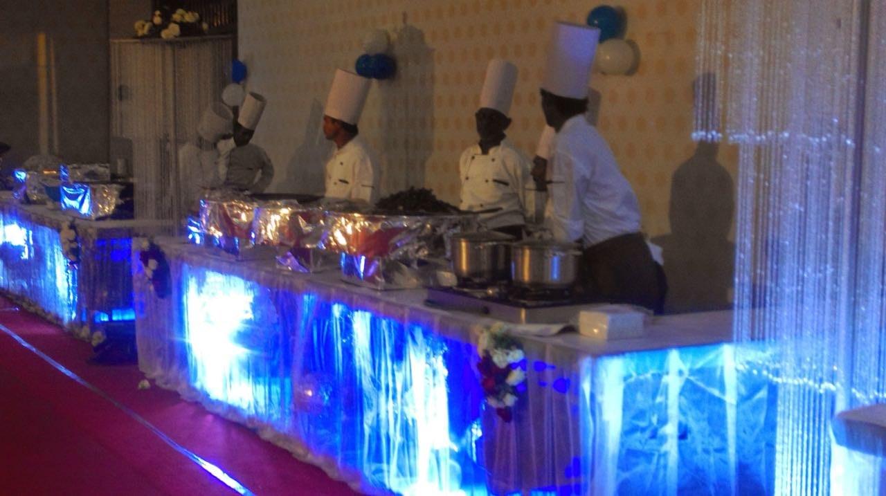 Prakash Caterers - Portfolio