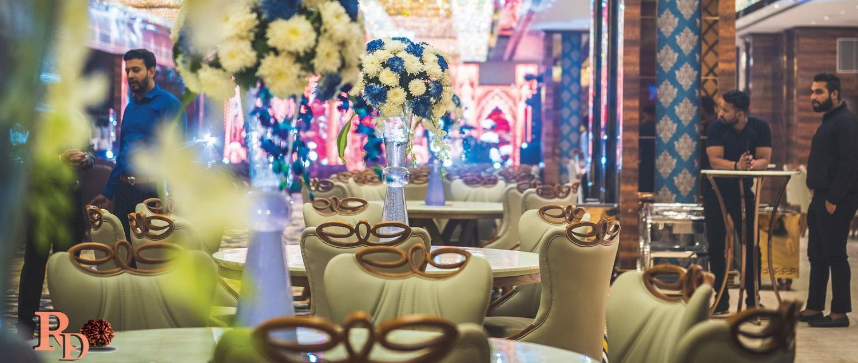 Portfolio - Rudrakshaa Banquet