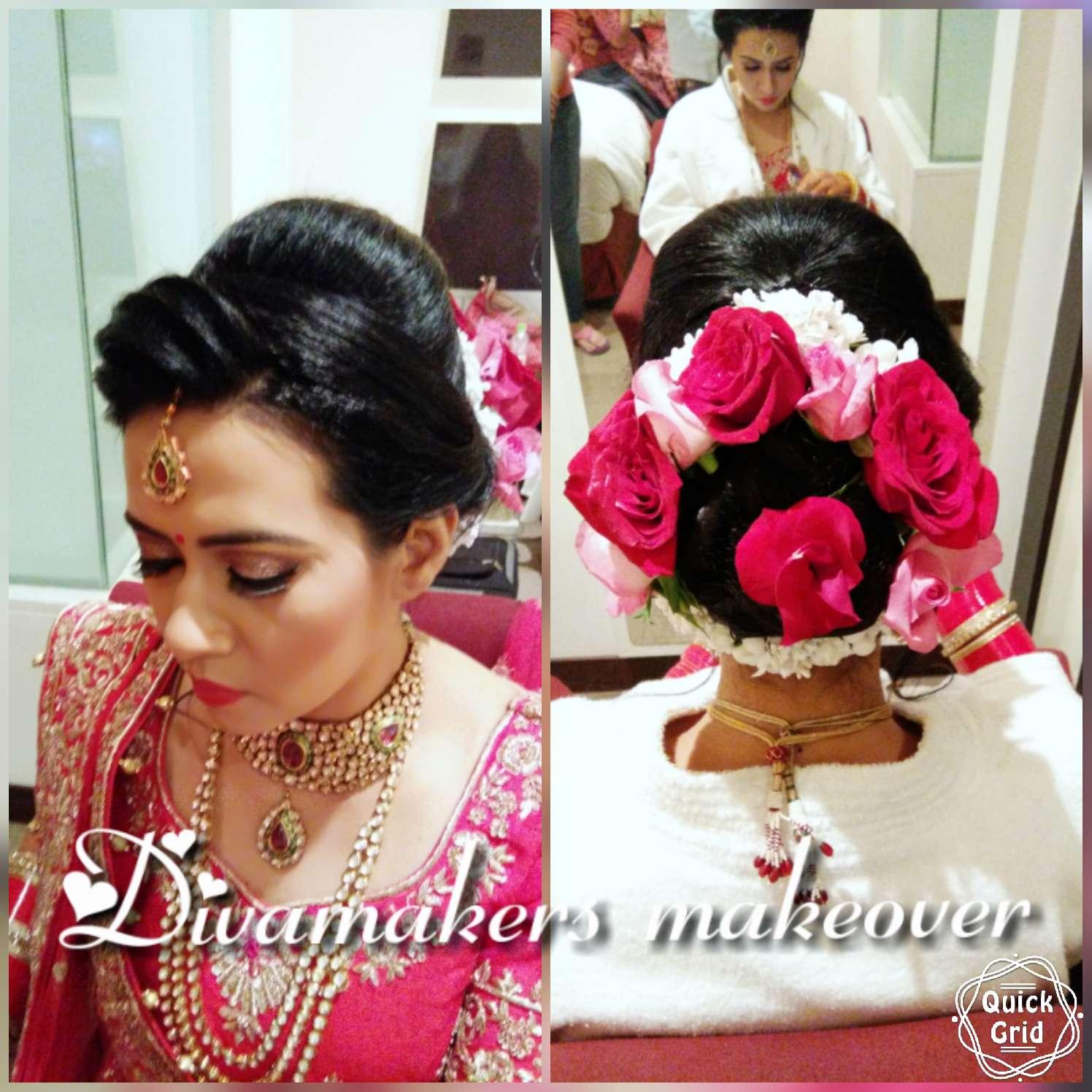 Portfolio - Divamaker makeup studio