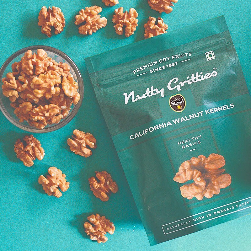 Portfolio - Nutty Gritties