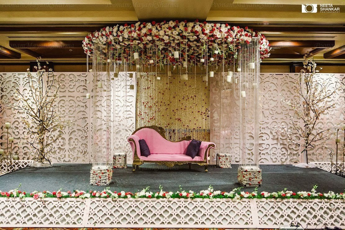 Stunning Stage Decor - Shaadiwish