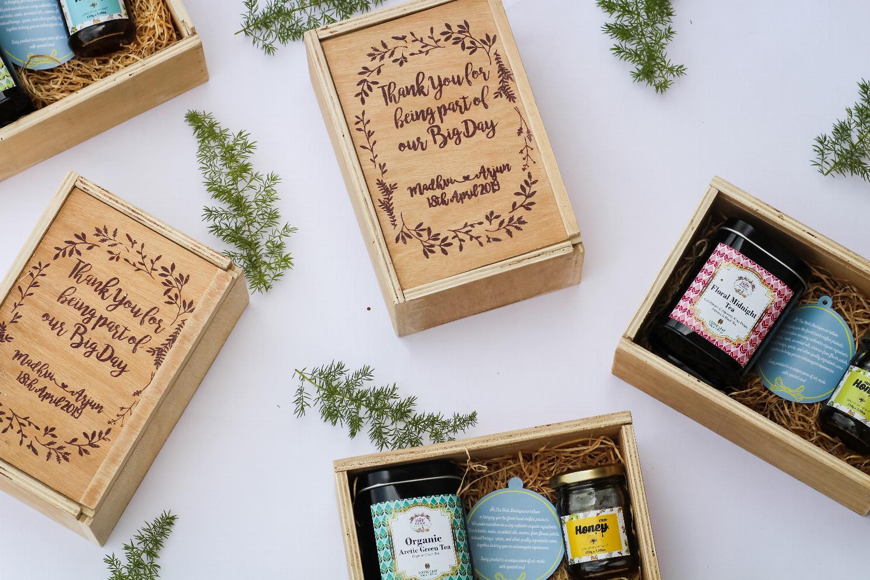 Portfolio - The Herb Boutique