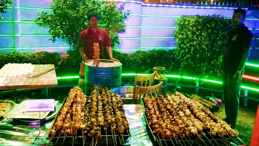 Asparagus Catering Unit - Portfolio