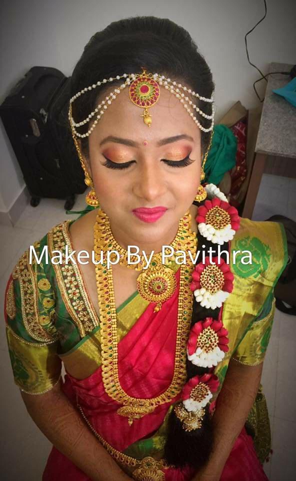 Portfolio - Makeup By Pavithra