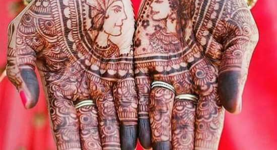 Portfolio - Hemanth Mehandi Art
