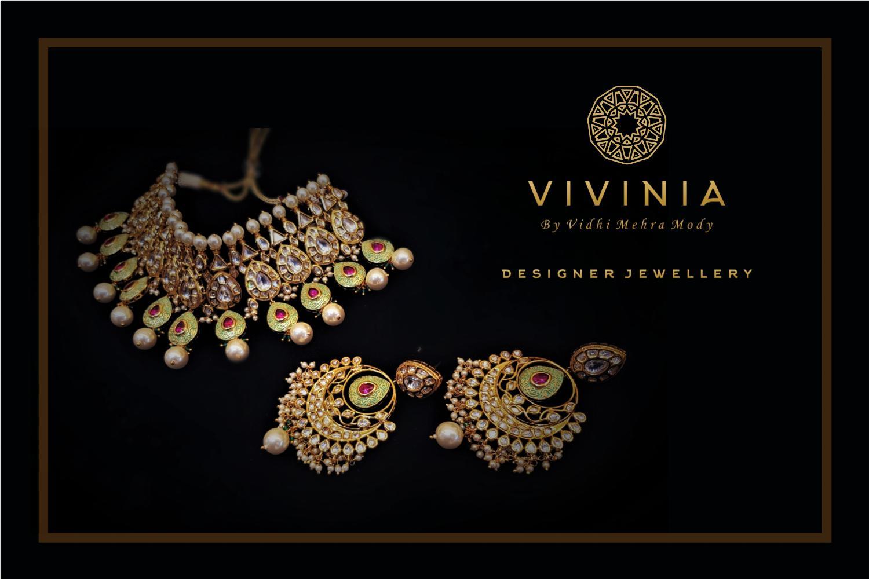 Portfolio - Vivinia Designer Jewellery