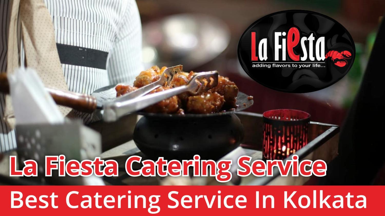 La Fiesta Catering Services - Portfolio