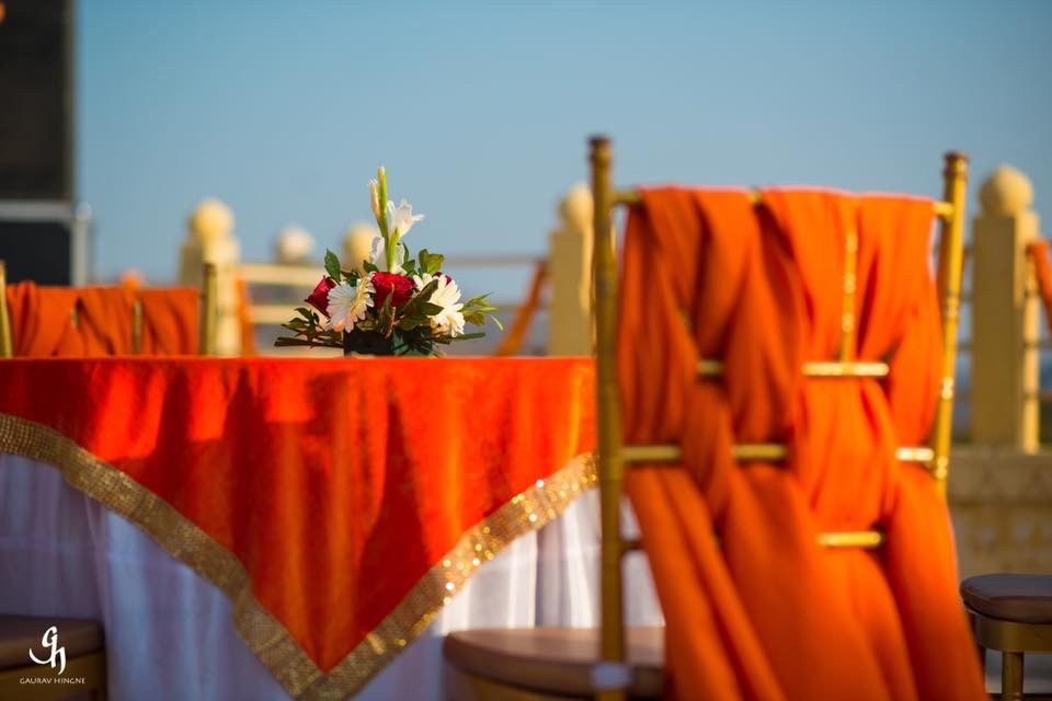 Yesha D' Weddings - Portfolio