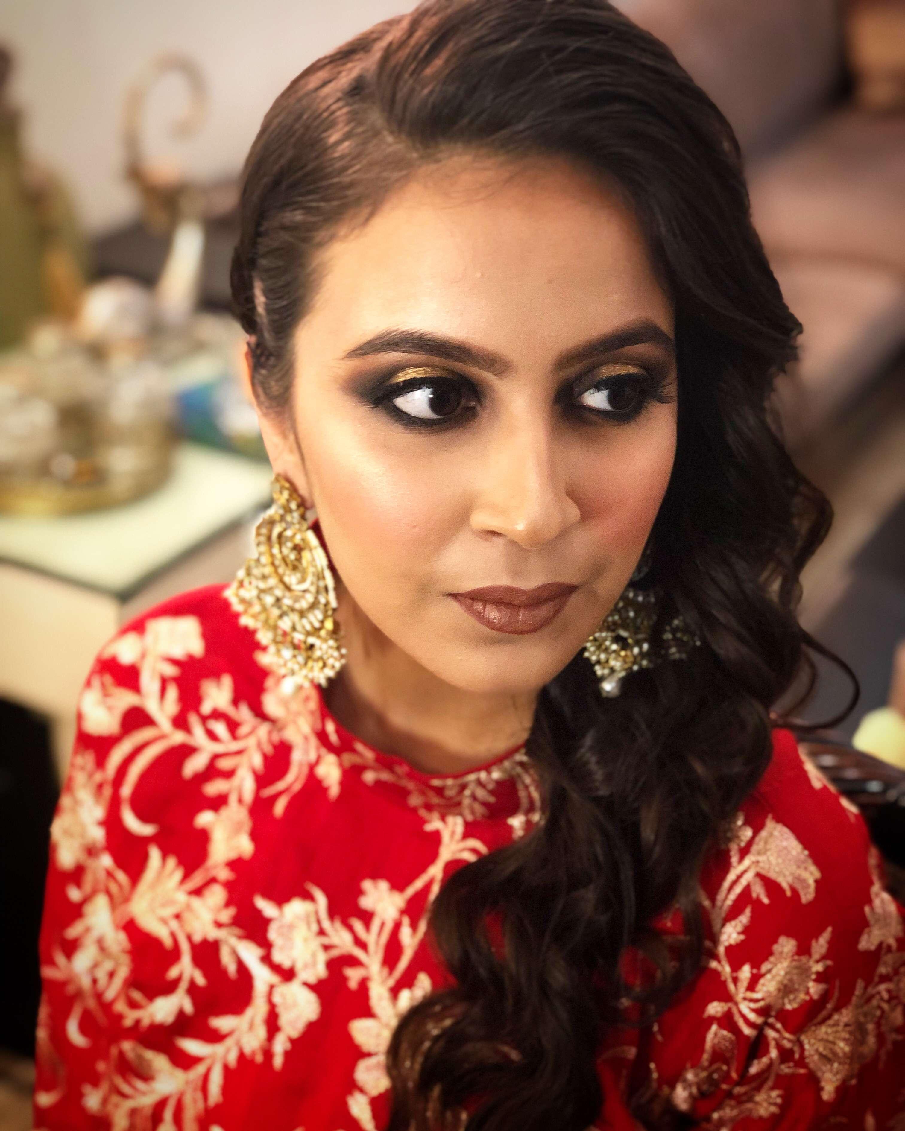 Portfolio - Makeup by Lipika Jhunjhunwala