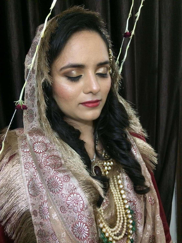 Portfolio - makeup by poorva