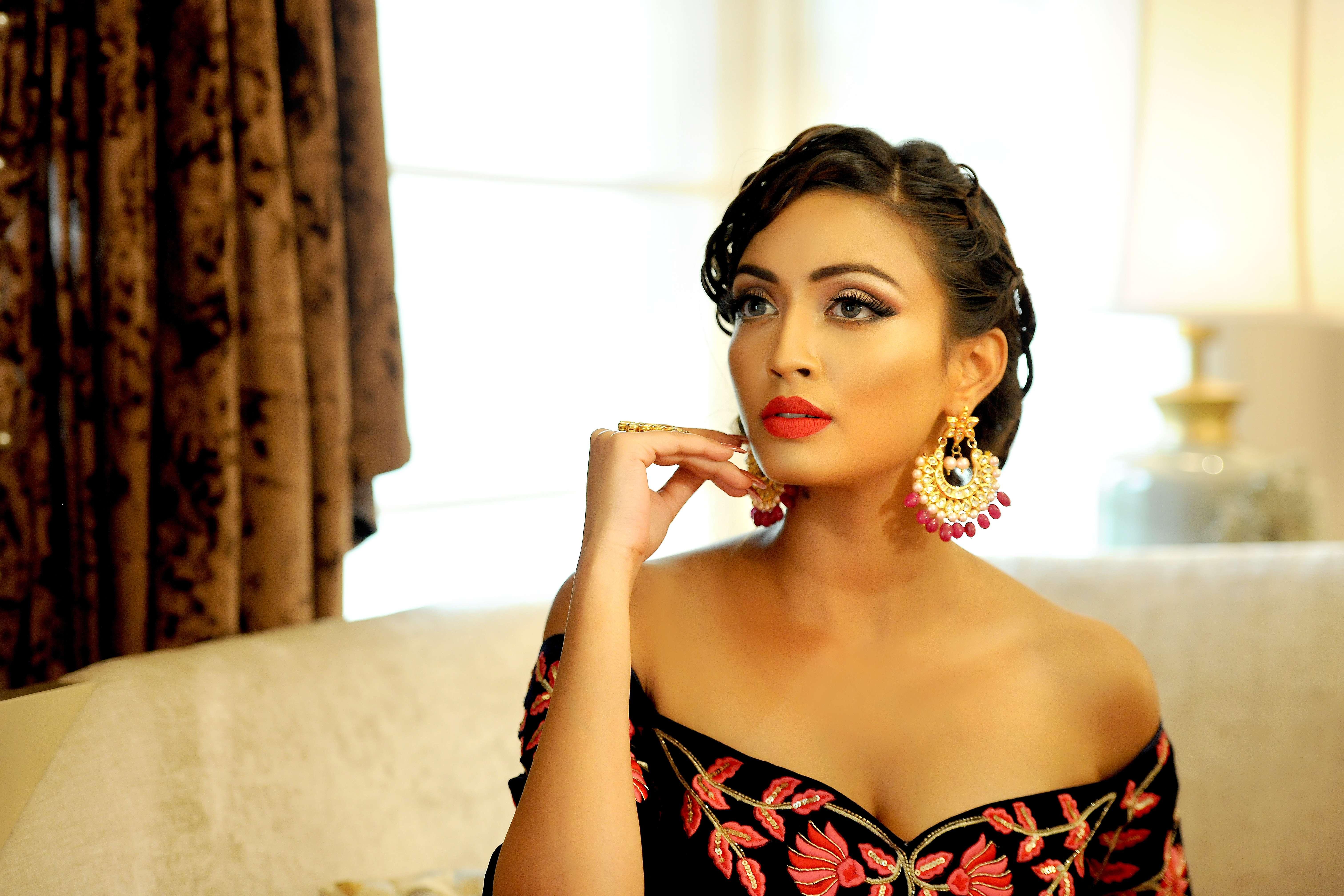 Portfolio - Suman Suruchi Chandni Celebrity Makeup Artist