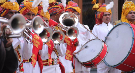 Portfolio - Shiv Mohan Band