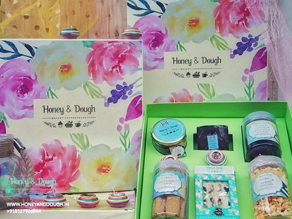 Honey & Dough - Portfolio