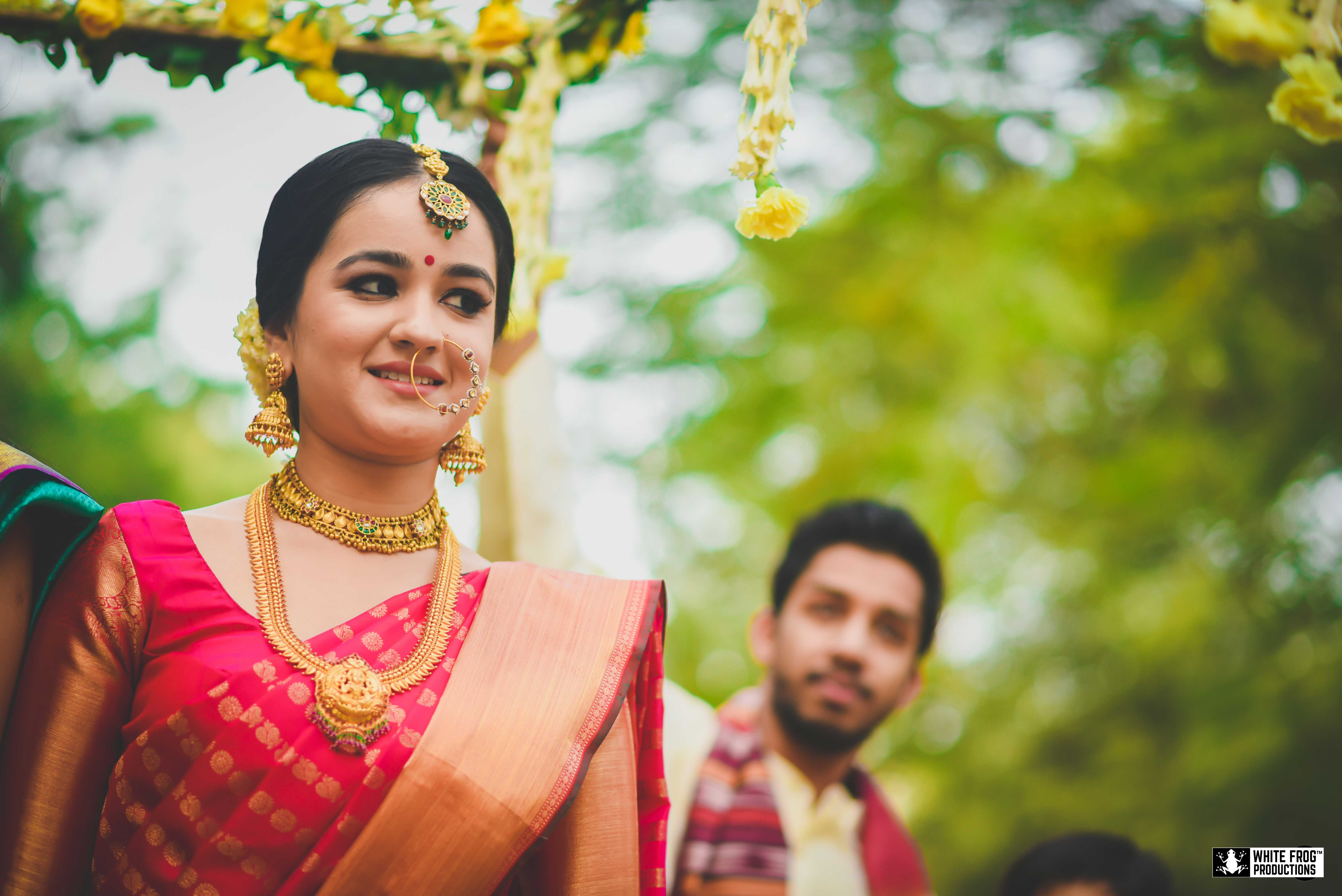 Shaadiwish Inspirations And Ideas South 20indian 20bride