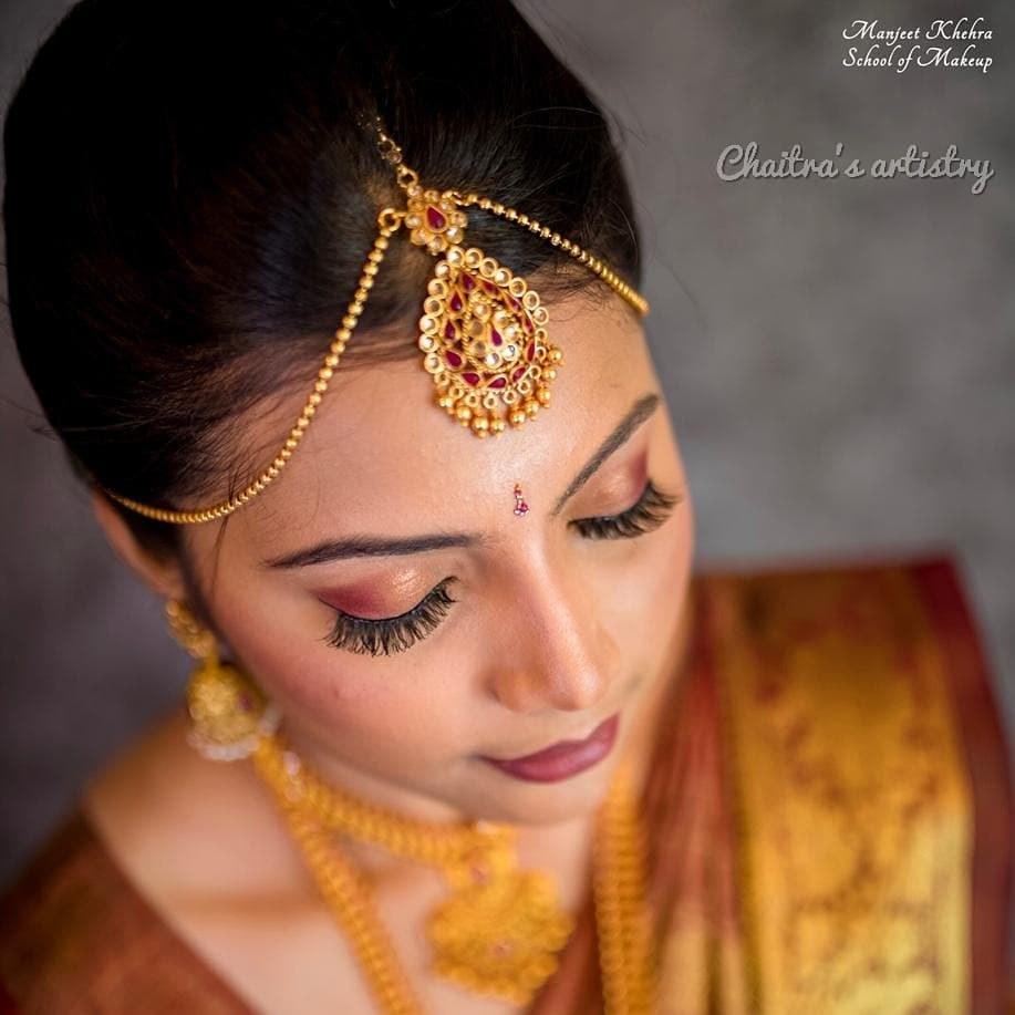 Portfolio - Makeup by Chaitra