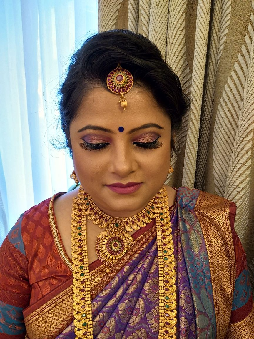 Makeup And Hair Style By Nethra - Portfolio