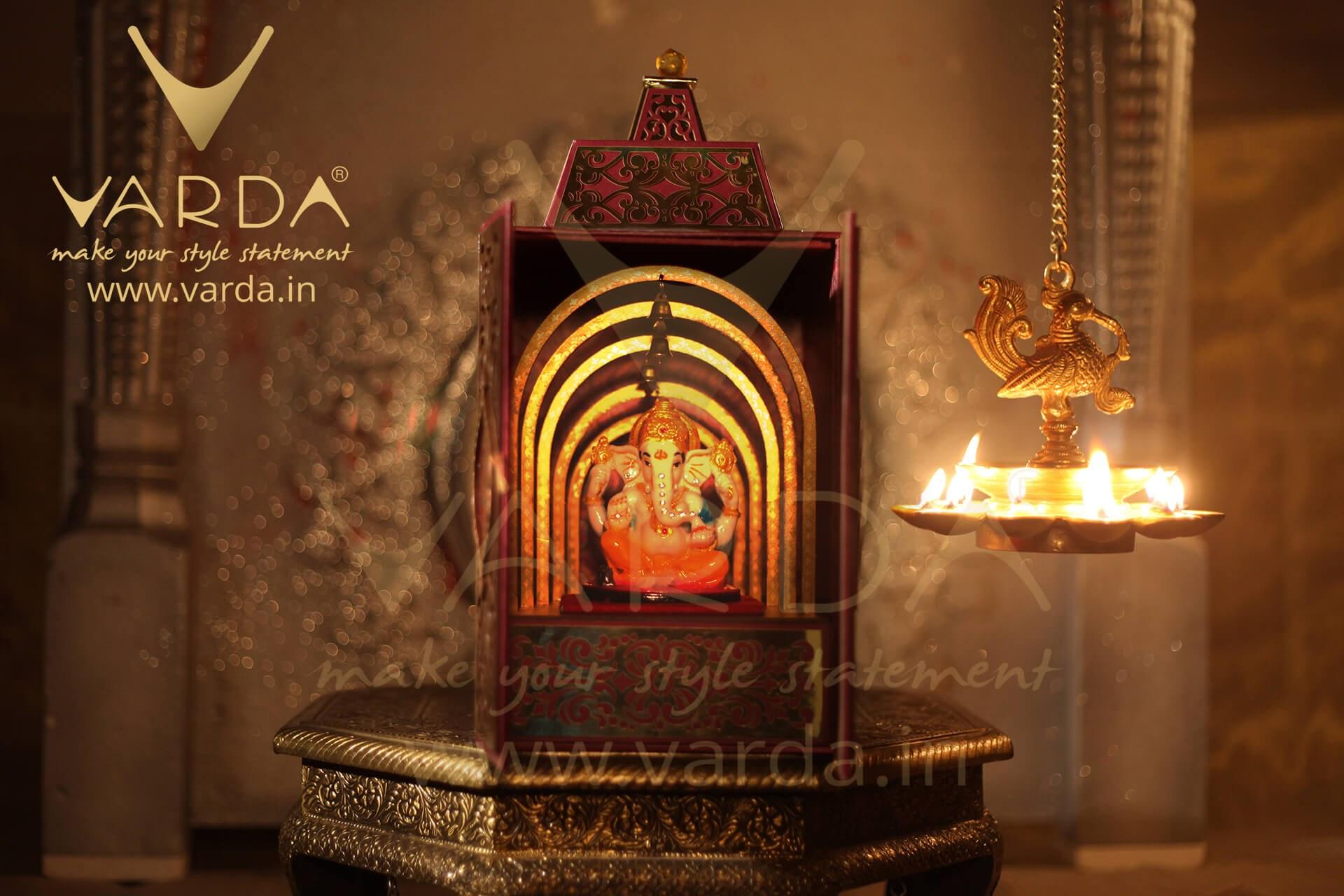 Portfolio - Varda Invitation