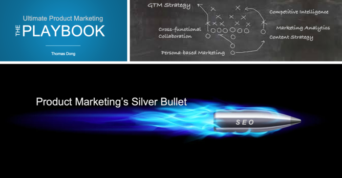 Product Marketing's Silver Bullet: SEO