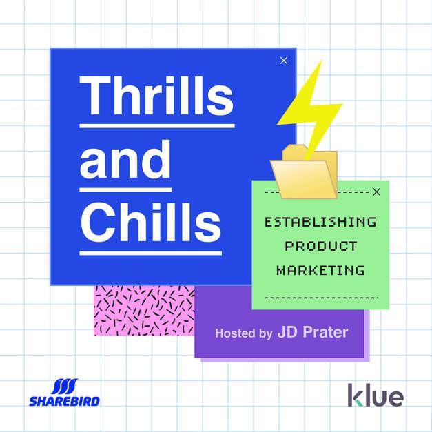 SalesLoft's VP Product Marketing, Chris Mills