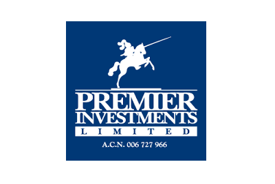 Premier Investments(PMV) - Owns and operates a range of retail brands