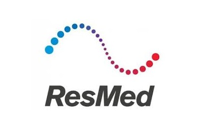 Resmed(RMD) - Develops devices and treatments for respiratory disorders including sleep apnea