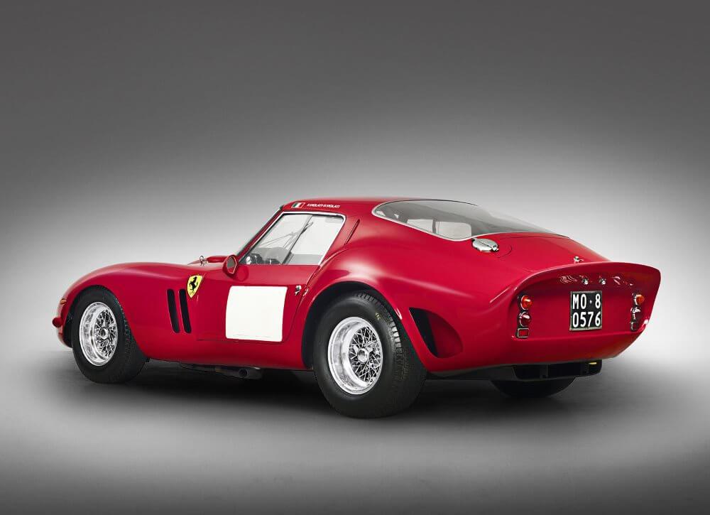 Ferrari 250 GT0 specs