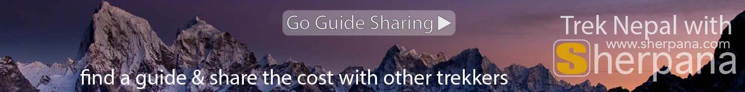 Sherpana: Guide Share Nepal