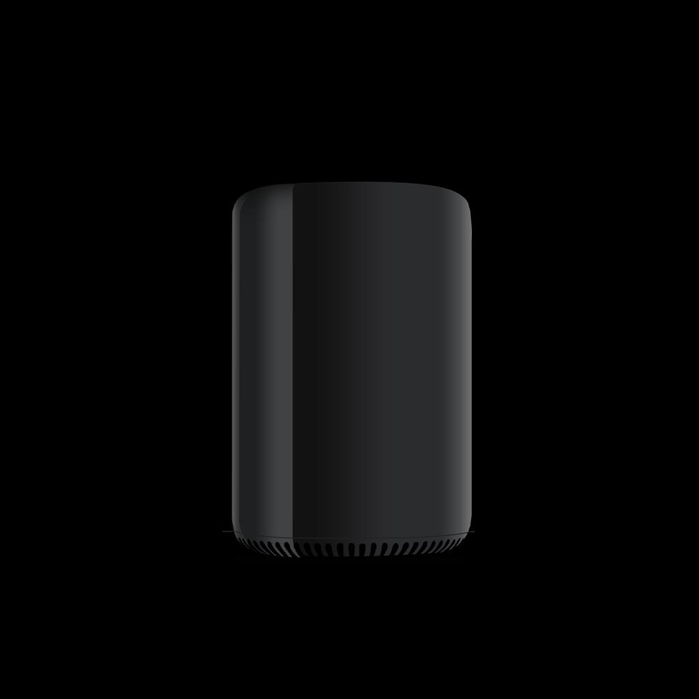 Mac Pro (Cylinder, Late 2013) / 3.7 GHz 4-Core Xeon E5-1620v2 / ME253LL/A