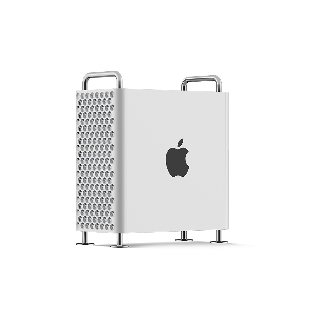 Mac Pro (Tower, Mid 2019) / 3.3 GHz 12-Core Xeon W (W-3235) / 2019 Mac Pro Tower