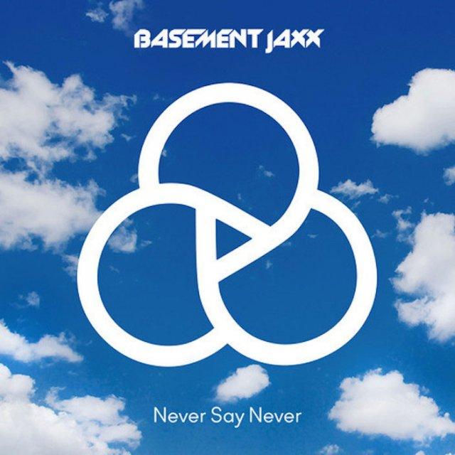 Basement Jaxx/ETML - Never Say Never
