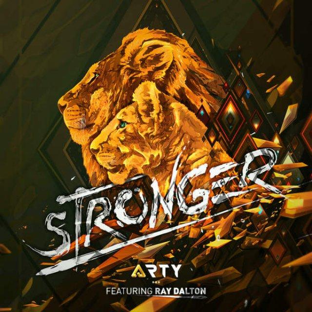 Arty/Ray Dalton - Stronger